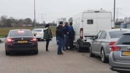De Belg werd in Zeeland opgepakt. (Foto: BHV Voordeelwinkel)