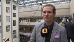 VNV-voorzitter Arthur van den Hudding (foto: Raoul Cartens)