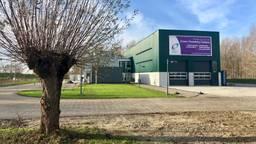 De nieuwe demo-hal van de Green Chemistry Campus in Bergen op Zoom. (Foto: Raoul Cartens)