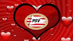 In het Philips Stadion hing dinsdagavond liefde in de lucht tijdens PSV Dates. (Beeld: Marrie Meeuwsen)