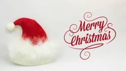 Vrolijk kerstfeest! (Foto: Public Domain Pictures)
