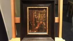 Is dit een échte Van Gogh (foto: RTV Drenthe/Janet Oortwijn)