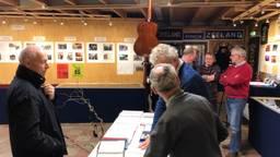 De tentoonstelling over Zeeland muziekdorp is druk bezocht