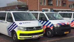 Een 'internationale' controle dit najaar in Putte. (Foto: Willem-Jan Joachems)