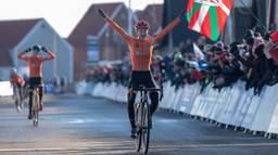 Inge van der Heijden pakt de wereldtitel bij de vrouwen onder 23 jaar (Foto: Orange Pictures)