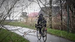 Het wordt koud met Bevrijdingsdag  (Foto: Joop van der Kaa).