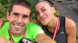 Arno en Meriem doen mee aan de World Marathon Challenge.