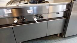 Wie wil de dubbele frituur kopen? Foto: onlineveiligmeester.
