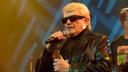 Schlagerlegende Heino gaf een afscheidsconcert in De Effenaar in Eindhoven