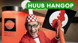 meezingen met Huub en dan ook stemmen op 20 maart is het idee achter deze potentiële carnavalskraker. (Foto: provincie Den Bosch)