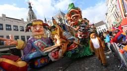 Carnaval in Breda. (Foto: Archief)