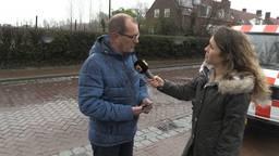Ad van der Heijden vertelt over het slechte mobiele bereik in zijn dorpje Olland.