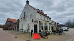 Hotel en café Hart van Bourdonck in Boerdonk (Foto: Collin Beijk)