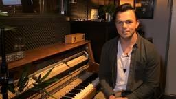 Producer Wouter Hardy uit Boxtel werkte twee jaar met Duncan Laurence aan 'Arcade'