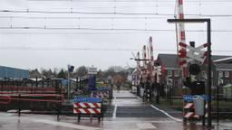 De situatie in Deurne (foto: ProRail).