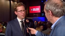 Christophe van der Maat van de (VVD) krijgt een lastige klus