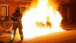 Het aantal schadeclaims van autobranden zijn gestegen (Foto: Gabor Heeres/SQ Vision).