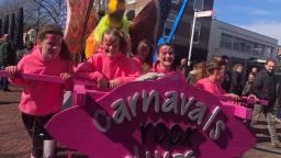 Het is weer even carnaval in Oss. (Foto: Tonnie Vossen)