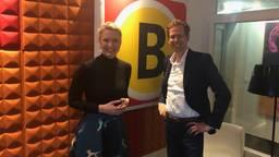Marianne van der Sloot (CDA) en Christophe van der Maat (VVD)