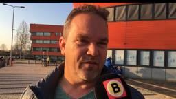 Supporters van FC Den Bosch geloven in voortbestaan van hun club.