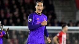 Liverpool-verdediger Virgil van Dijk (Foto: VI Images)