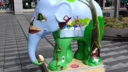 Alice in Wonderphant