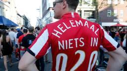 Lukt het PSV dit seizoen alsnog om Ajax met lege handen achter te laten in de titelstrijd? (Foto: VI Images)