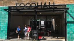 De nieuwe foodhall in Breda (Foto: Eva de Schipper).