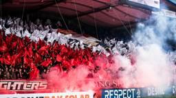 Willem II gesteund door 18.000 supporters (foto: VI Images).