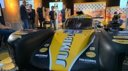 Dit is de auto waarmee Racing Team Nederland de 24 uur van Le Mans gaat rijden (Foto: Martijn de Graaf).