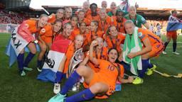De gouden EK-ploeg van 2017. (foto: VI Images)