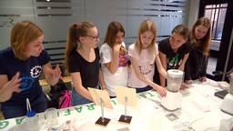 Tijdens de Kids Klimaat Experiece worden er verschillende workshops gegeven.