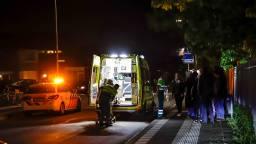 De verdachte reed door na het ongeluk. (Foto: Marcel van Dorst/SQ Vision)