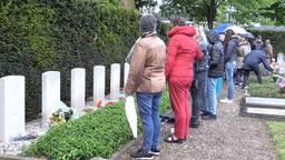 In Werkendam werden de oorlogsslachtoffers herdacht.