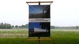 Actie tegen bedrijventerrein Wijkevoort in Tilburg