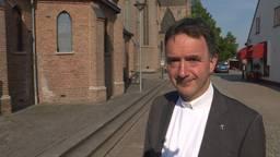 Bisschoppelijk Vicaris Paul Verbeek is groot fan van Maria. (Foto: Erik Peeters)