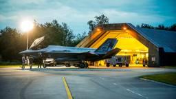 De F35 (Foto: Dave Hendriks-SQ Vision)