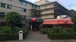 Hotel Ibis Tilburg aan de Hub. van Doorneweg.