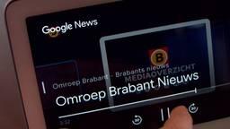 Kijk Brabant Nieuws voortaan ook via Google Nest Hub