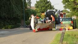 Dode bij ongeval met landbouwvoertuig. (Foto: FPMB)