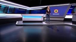 Het decor van Brabant Nieuws (foto: Omroep Brabant).