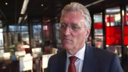 Burgemeester John Jorritsma (Archieffoto: Omroep Brabant).
