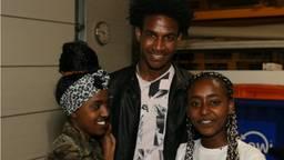 Eritrea, Welday en Merodak spelen in 'Achttien'.