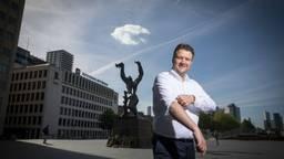 Rotterdammer Han van Midden is donderdagavond geïnstalleerd als burgemeester van Roosendaal.