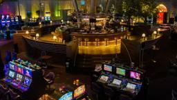 De speelhal van Holland Casino Breda. Foto: Holland Casino