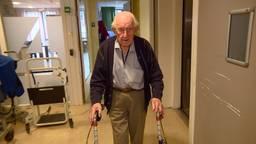 Frans de Klerk uit Breda is 101.