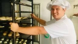 Ambachtelijke bakker Ben van Haren