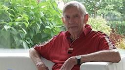 Ruud van Lieshout viert zijn 95e verjaardag vol met herinneringen aan grote Nederlandse en buitenlandse artiesten. (Foto: Ruud van Lieshout)