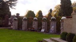 Een monument voor de MH17-slachtoffers in Neerkant.