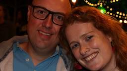 Dennis en Linda uit Helmond gingen mee naar een onbekende theatervoorstelling op De Boulevard.